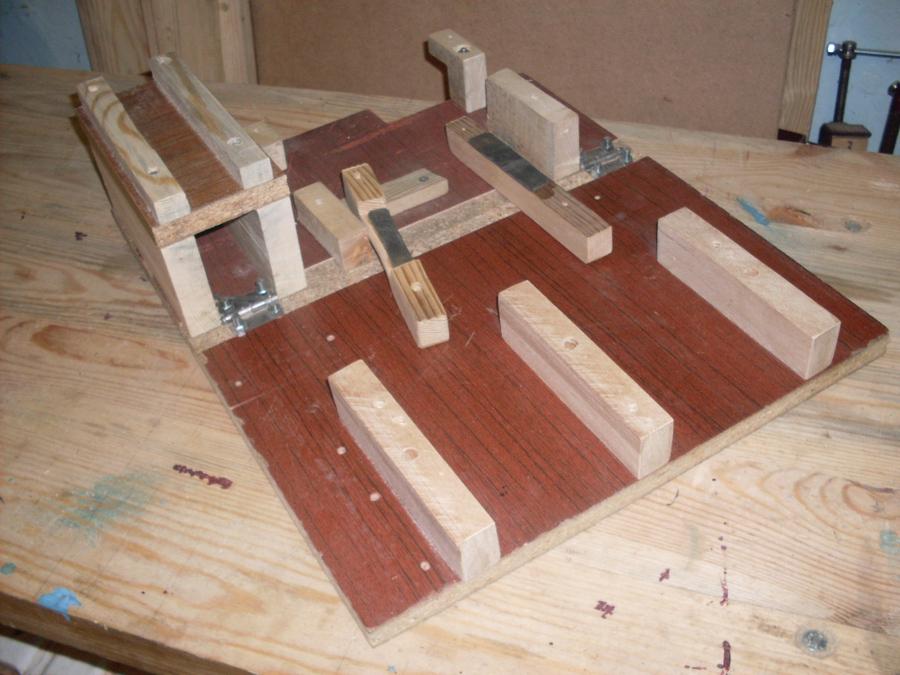 Стол для шлифовальный своими руками